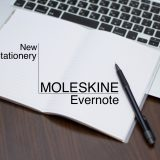 New Stationery MOLESKIN Evernote
